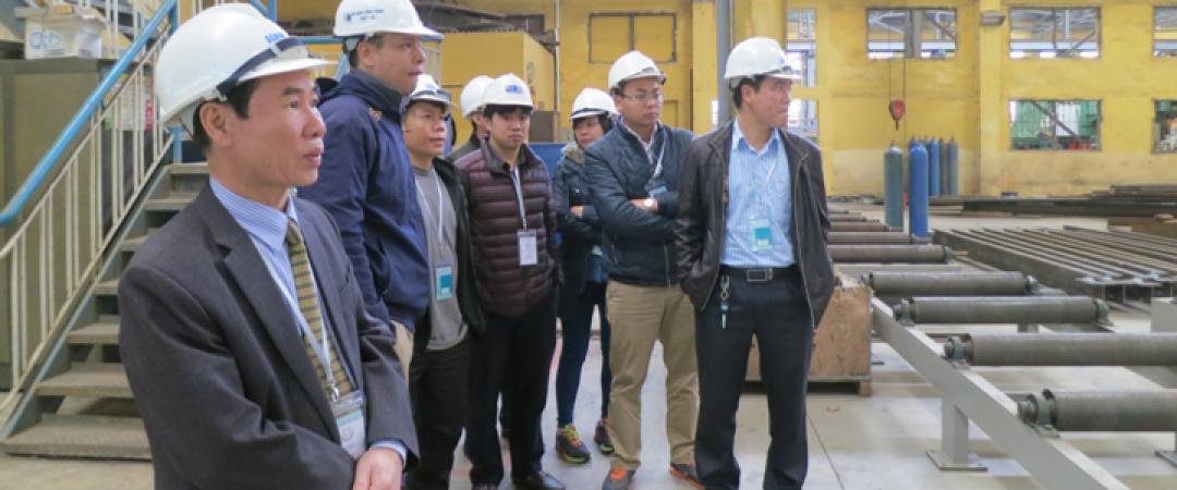 Bộ môn Xây dựng Dân dụng và công nghiệp